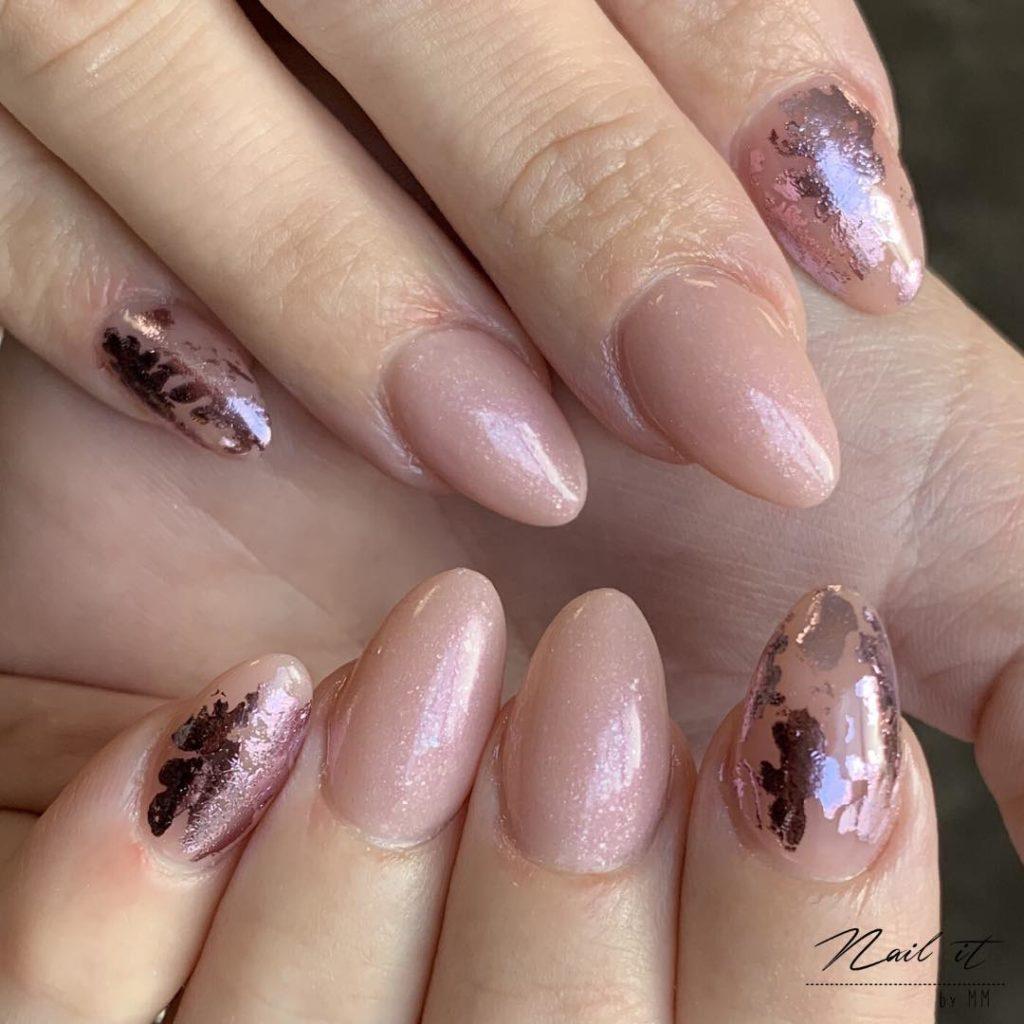 nailitbymm.dk CND glitter gele negle i Kolding