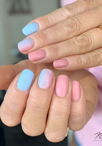 Shellac Nail it by MM Booking